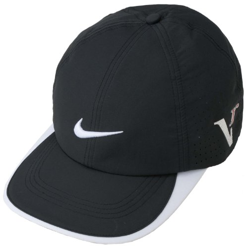 2012 Nike Dri-Fit Tour Perforated Golf Cap Black