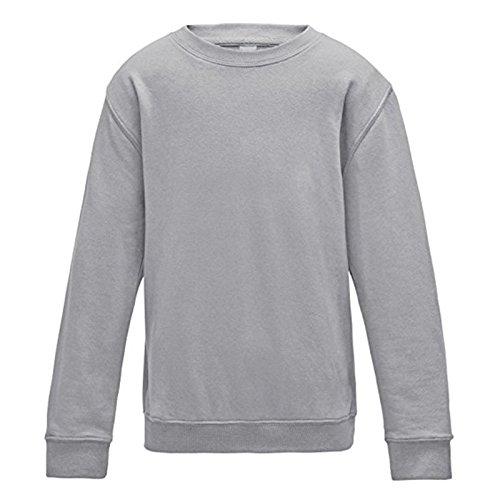 kids-awdis-sweatshirt-crew-neck-taped-stylish-fit-soft-cotton-ribbed-collar-cuff-and-hem-12-13-years