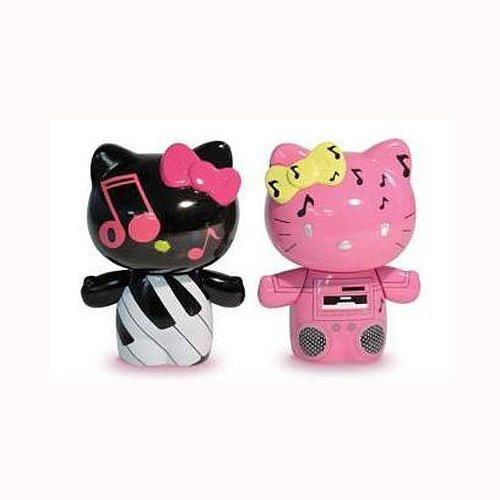 Buy Low Price Jakks Pacific Hello Kitty Urban Vinyl Figures Piano Kitty & Boom Box Mimmy (B002LYRHQI)