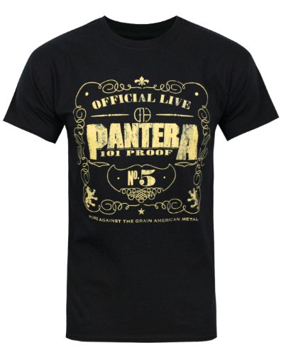 Uomo - Official - Pantera - T-Shirt (XL)