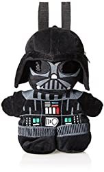 Accessory Innovations Big Boys Star Wars Darth Vader Plush Backpack