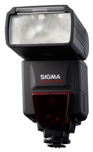 Sigma EF-610 DG Super Electronic Flash for Nikon SLR Cameras
