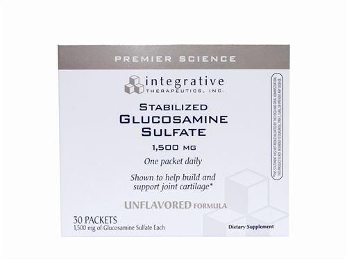 Inetgrative Therapeutics - Glucosamine Sulfate Unflavored (30 Packets)