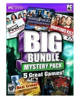 Big Bundle Mystery Pack, 5 Great Games front-724187