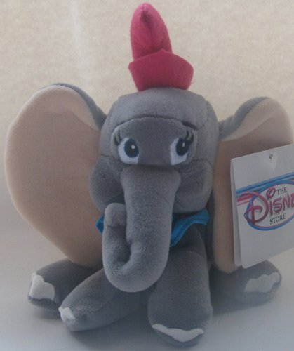 Disney Exclusive 6 Inch Mini Plush Figure Dumbo - 1