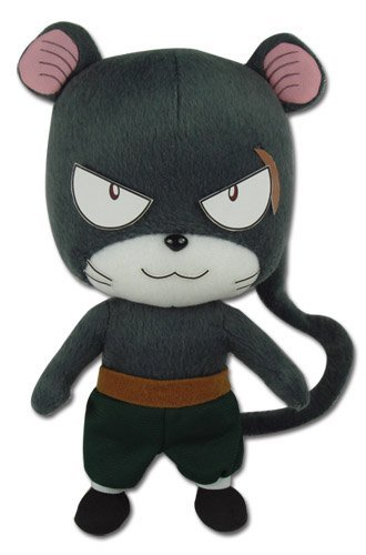 Great Eastern GE-52541 Fairy Tail Panther Lily 7.5″ Plush image