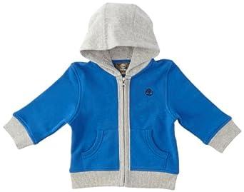 Timberland - cardigan - winter expedition - bébé garçon - Bleu (Bleu Royal) - FR: 24 mois (Taille Fabricant : 2 ans)