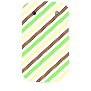 Skin4gadgets Famous Neapolitan Ice Cream Stripes Pattern No.23 Phone Skin for BOLT 9900