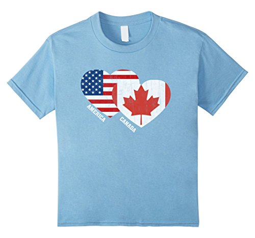 kids-canada-flag-t-shirt-canadian-american-flag-tee-shirt-4-baby-blue