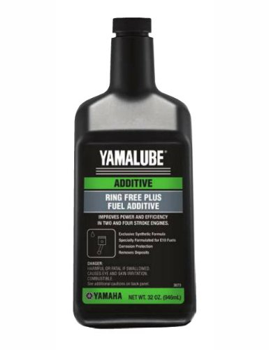 Yamaha Outboard Ring Free Plus Fuel Additive Quart (32 ounce) ACC-RNGFR-PL-32