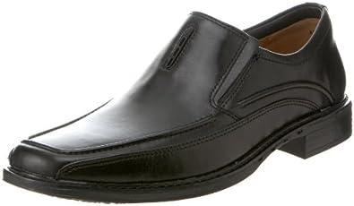 (狂促)其乐 Clarks UN.EDWARD Slip-On 男士高端UN优跃系列真皮正装皮鞋 折后$104