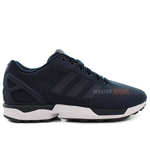 Adidas - Zx Flux - Coleur: Navy Blue - Taille: 47.3