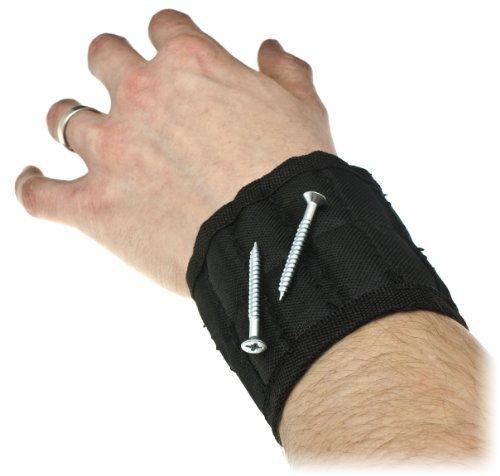 blackspur-magnetic-wrist-band-strap-holder-for-screws-and-nails-etc