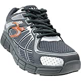 Gravity Defyer Men's Super Walk Grey/Orange Mesh Size 13 Medium
