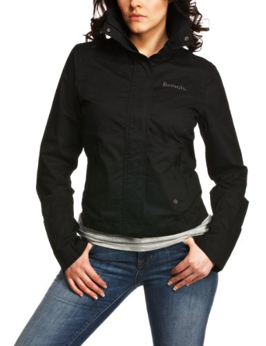 Bench Bbq Women's Jacket Black Large