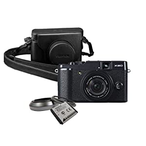 Fujifilm X20 12MP Digital Camera Bundle