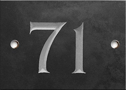 ardesia-numero-civico-61-su-80-selezionare-il-numero-qui-numeri-71