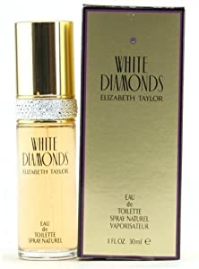 White Diamonds By Elizabeth Taylor - Edt Spray 1 Oz