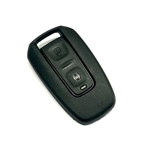 Keyzone Tata 2 button replacement front key shell