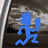 Insane Clown Posse Blue Decal Hatchet Man Band Car Blue Sticker