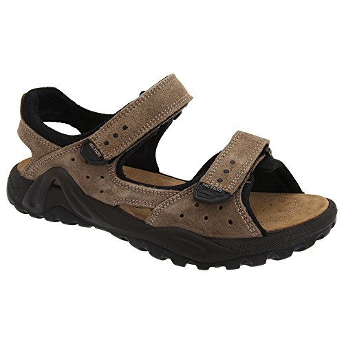 IMAC - Sandali con Velcro - Uomo (46) (Talpa)