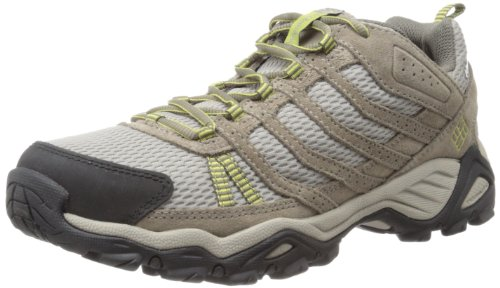Columbia Womens Helvatia Trekking & Hiking Shoes Brown Braun (Tusk, Firefly 221) Size: 39