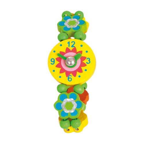 BINO 9987130 - Armbanduhr, Blume