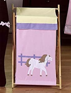 Pretty Pony Horse Crib Bedding And Accessories By Sweet