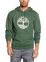 Timberland Sudadera con Capucha Tfo Oyr Bb Tr Log Oh (Verde)
