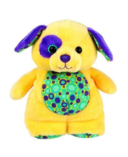 Amazing World Curlique the Dog Interactive Plush Toy - 5.5""
