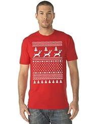 Christmas Sweater shirt funny Reindeer
