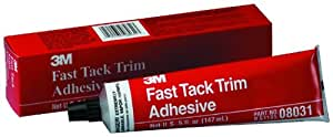 3m 08031 fast tack trim adhesive tube 5 oz automotive. Black Bedroom Furniture Sets. Home Design Ideas