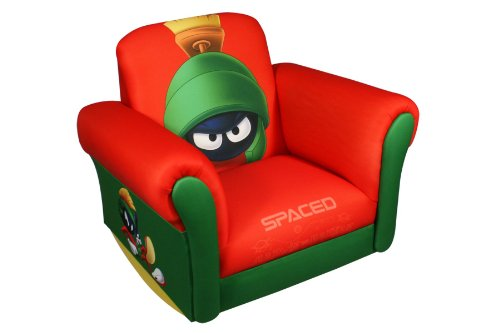 Warner Brothers Marvin The Martian Deluxe Rocker