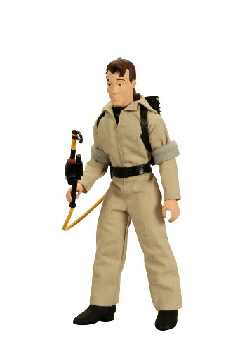 Picture of Mattel Retro-Action Ghostbusters Peter Venkman Collector Figure (B003ZX7HA0) (Mattel Action Figures)