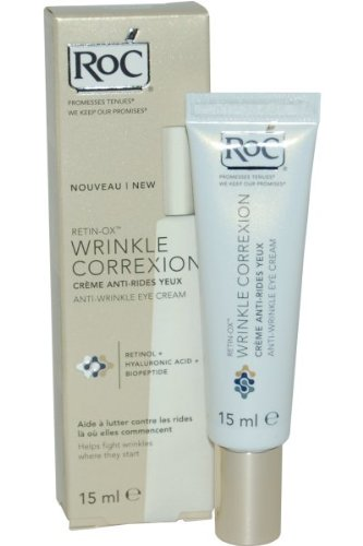 Retin-Ox Wrinkle Correction by RoC Anti Wrinkle Eye Cream 15ml [EXP End11/11]