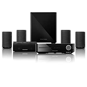 Harman Kardon BDS 770 5.1-Channel Integrated Home Theater System