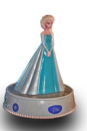 Disney Frozen Elsa Lights and Sounds Musical Bank - 1