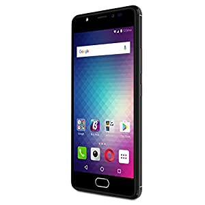 BLU LIFE ONE X2 - 4G LTE Unlocked Smartphone - 16GB+2GB RAM - Grey