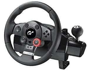PlayStation 3, PS2, PC - Volante Logitech Driving Force GT