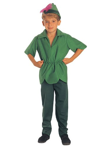 Halloween Sensations Child's Peter Pan Costume