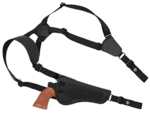 "Barsony Revolver Shoulder Holster Fits 5-6.5"" .38 .357 .41 .44 Mag from Barsony Holsters and Belts"
