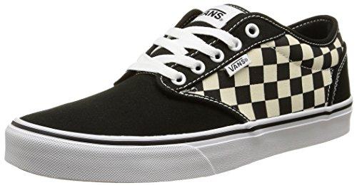 vans-atwood-herren-sneakers-mehrfarbig-checkers-black-natural-41-eu