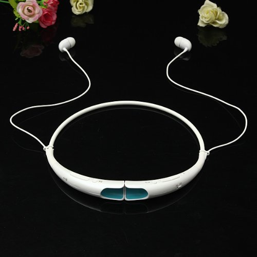 Meco(Tm) New Hbs-740 Wireless Bluetooth Universal Stereo Headset For Iphone Samsung Lg Tone