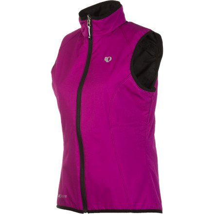 Buy Low Price Pearl Izumi Women's Elite Prima Reverse Vest (PIWEPReVest-P)