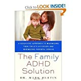 img - for The Family ADHD Solution:1 edition(f?rst edition)by books seller book / textbook / text book