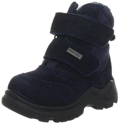 Naturino Villach01 300063501, Unisex - Kinder Stiefel, Blau (BLU), EU 21