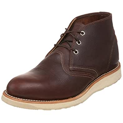 Red Wing Heritage Chukka 3141,Briar Oil Slick,7 D US