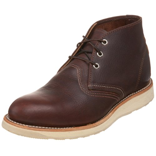 Red Wing Heritage Men's Classic Work Leather Chukka Boot