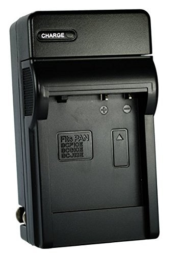 I-Discovery Camera Battery Charger (For Panasonic BCF 10E)