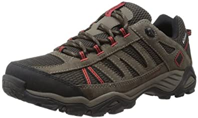 Columbia Mens North Plains Water Proof Wide Trail Shoe by Columbia
